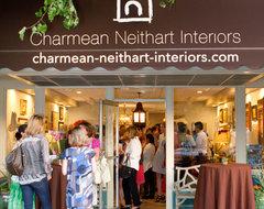 Charmean Neithart Interiors Showroom eclectic
