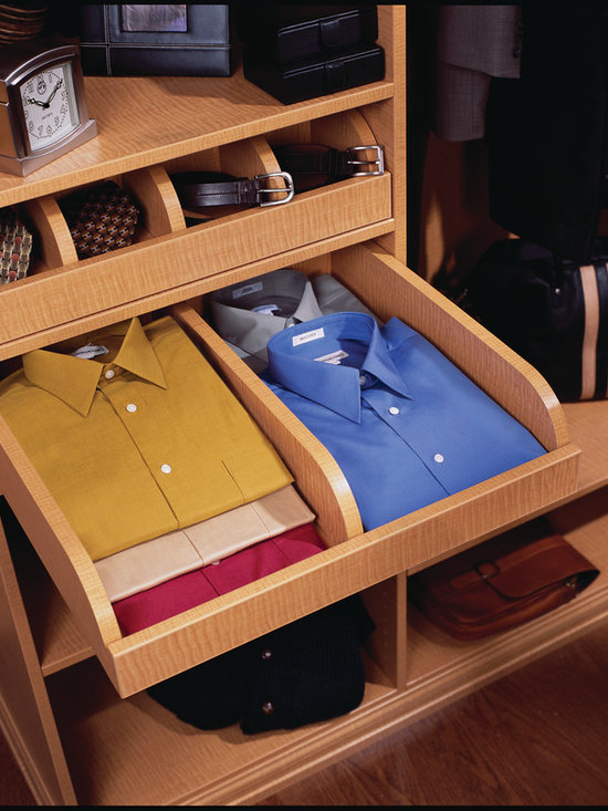 transFORM - Pull-out Shirt Drawer -
