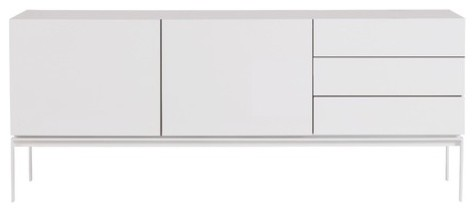 Glare Sideboard in High Gloss modern-buffets-and-sideboards