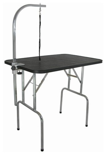 Pet Grooming Table with Folding Legs modern-home-decor