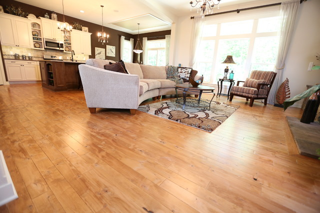 2012 Marcel Parade Model Hardwood Flooring Other Metro