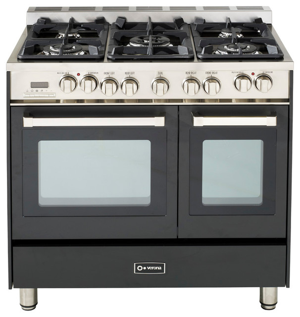 Verona 36 - Gas stove double oven reviews ...