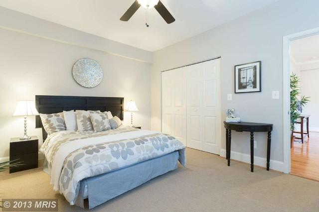 Parker Interiors Bedroom Stagings traditional-bedroom