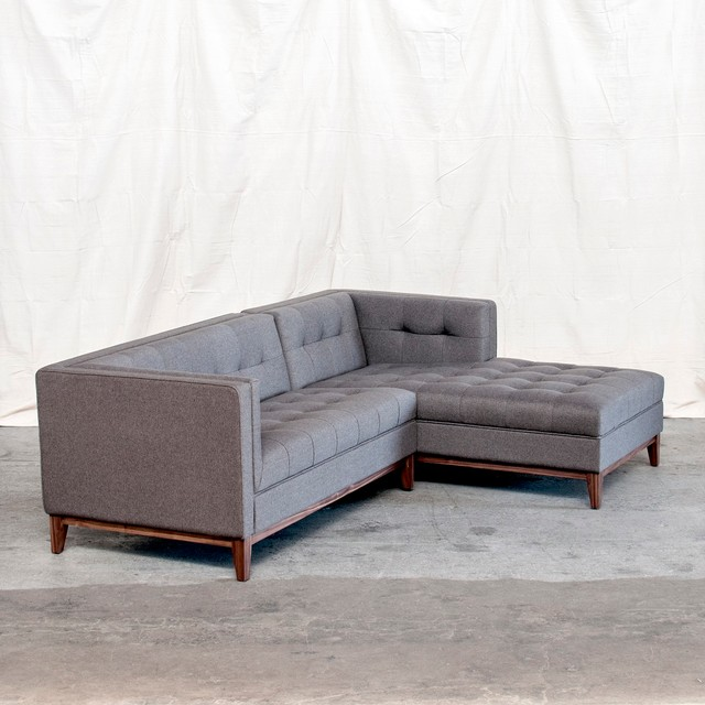Atwood Sectional-Urban Tweed Ink