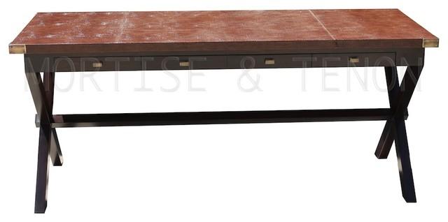 Bourbon Desk modern-furniture