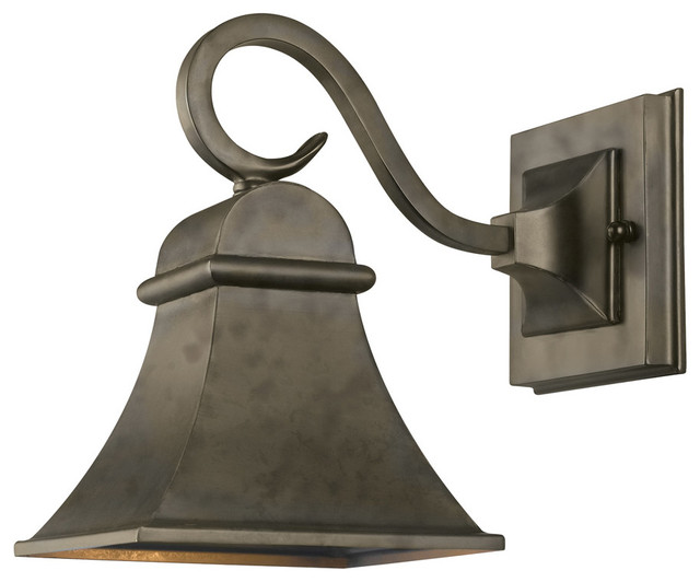 World Imports 61300-06 Dark Sky Revere Flemish Outdoor Wall Sconce - Traditional - Outdoor Wall ...