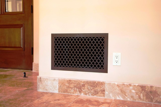 Decorative vent covers vancouver by vent and cover - Decorative wall vent ...