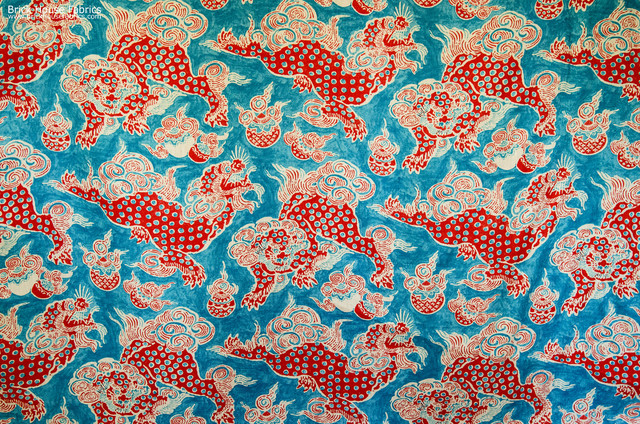 Asian Upholstery Fabrics 47