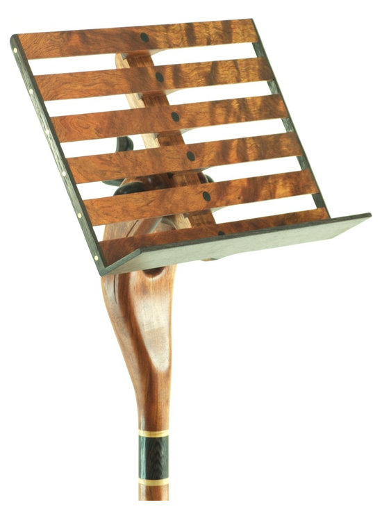 Sculpted Music Stands -