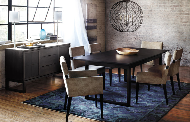 Bloomingdale's SoHo Dining Collection - contemporary - dining room ...