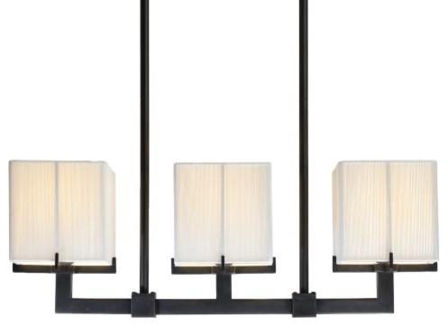 Boxus 3-Light Linear Suspension contemporary-pendant-lighting