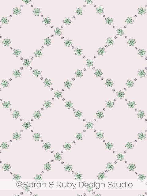 Bloom - Fabric fabric