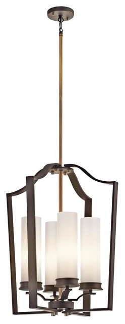 Foyer Caged Chandelier : Chandelier foyer cage lt modern chandeliers by