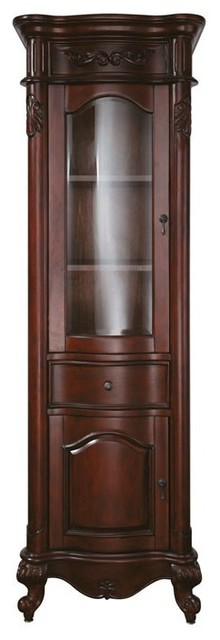 """Avanity PROVENCE 24"""" Linen Tower PROVENCE-LT24-AC traditional-bathroom-vanities-and-sink-consoles"""