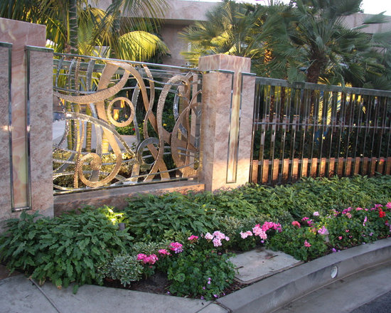Forged Fabricated Stainless, Copper, Bronze Gates and Fence -