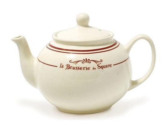 la brasserie du square teapot -