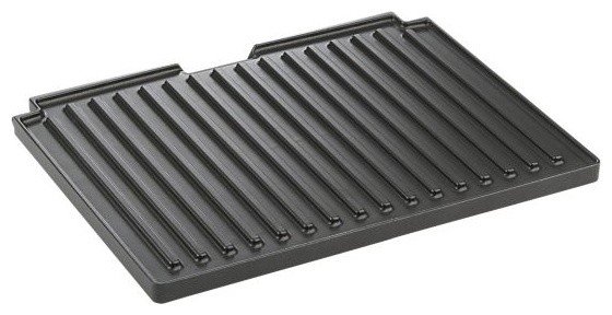 Breville Smart Grill Ribbed Grill Plate Modern