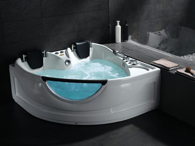 ariel bt 150150 whirlpool bath tub bauhaus look. Black Bedroom Furniture Sets. Home Design Ideas