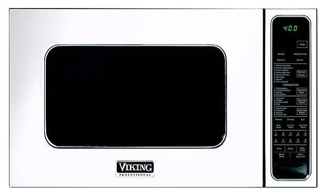 Viking Countertop Convection Microwave Oven : Viking Professional Series Countertop Microwave Oven, White ...