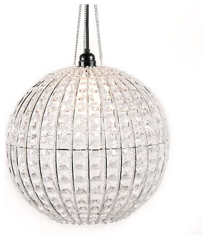 Belvedere Hanging Lamp contemporary chandeliers