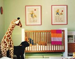 eclectic nursery- dominomag eclectic