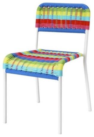 Färgglad Children's Chair modern-kids-chairs