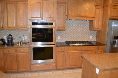 Can You Restain Kitchen Cabinets A Different Color