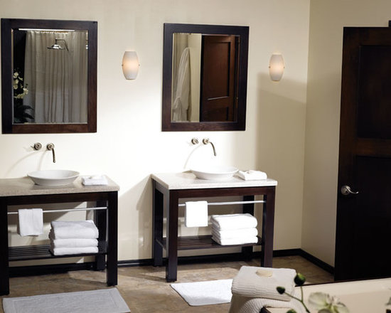 Interlude Collection By Bertch - Available at SHOWROOM INC. 923 E. Roosevelt Rd. Lombard, IL 630 705 0150 Bertch vanities come in several different finishes and size