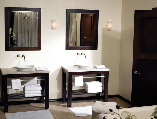 Interlude Collection By Bertch Traditional Bathroom Vanities And Sink Consoles Chicago
