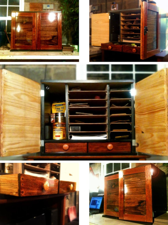 Abrasives Cabinet -