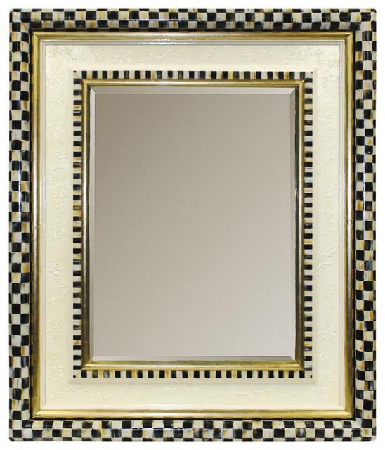 Bossa Nova Mirror | MacKenzie-Childs eclectic-mirrors