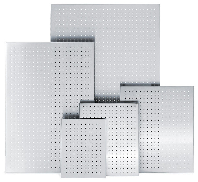 """Muro Magnet Boards Perforated - 11.8"""" x 15.7"""" contemporary-bulletin-board"""