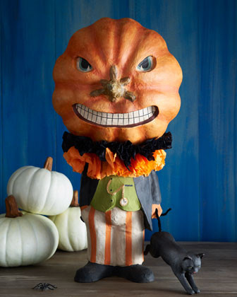 Bethany Lowe Large Twisted Jack Halloween Figure traditional holiday decorations