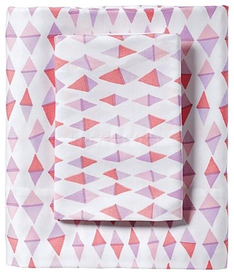 Punch Kite Sheet Set contemporary-sheet-and-pillowcase-sets