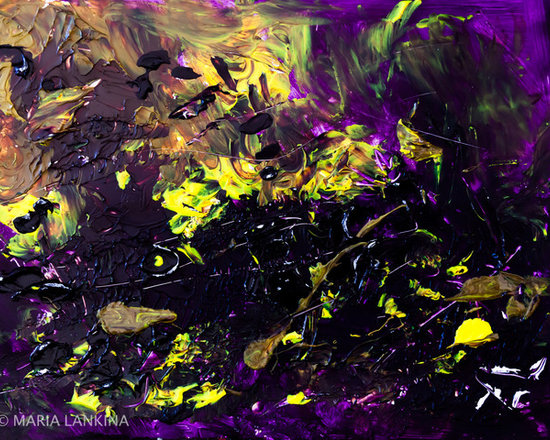Abstract Artwork / Original and Variety of prints sizes and finishes - Maria Lankina