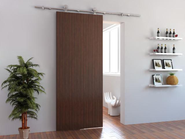 Barn Door - Contemporary - Interior Doors - other metro - by DAYORIS Doors / Panels