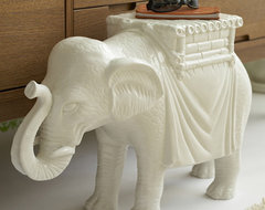 Elephant Side Table by Two's Company® eclectic-side-tables-and-accent-tables