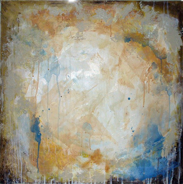 Earth, Wind and Water, panel II contemporary-artwork