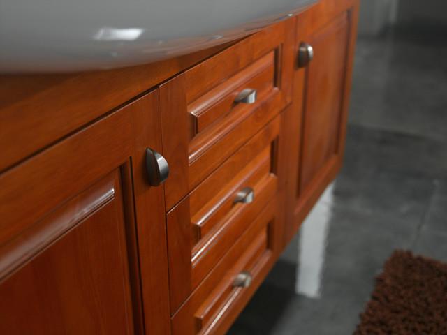 """47.25"""" Norway Double Vanity modern-bathroom-vanities-and-sink-consoles"""