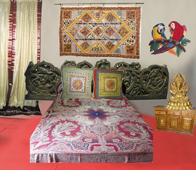 Indian Inspired Bedroom Decor Asian Duvet Covers And Duvet Sets Miami