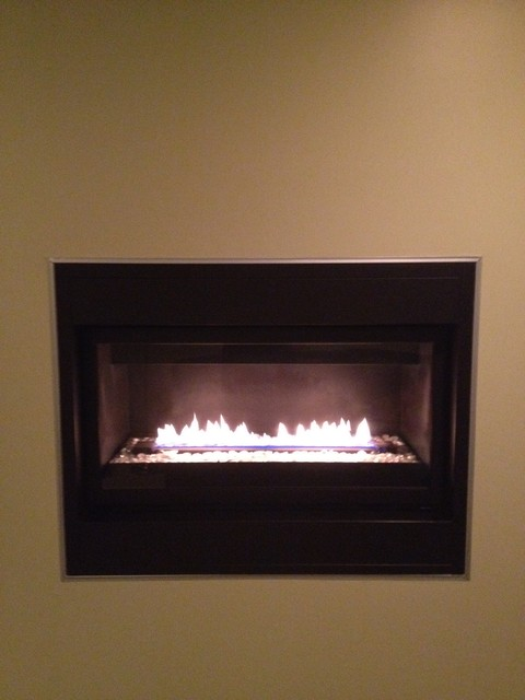 Gas Fireplace Installations traditional