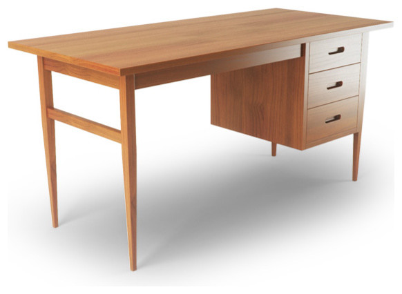 Blair Desk Modern Desks And Hutches by Thrive Home  : modern desks from www.houzz.com size 582 x 426 jpeg 35kB