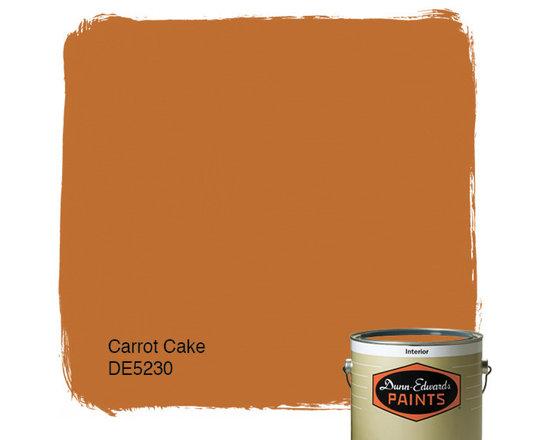 Dunn-Edwards Paints Carrot Cake DE5230 -