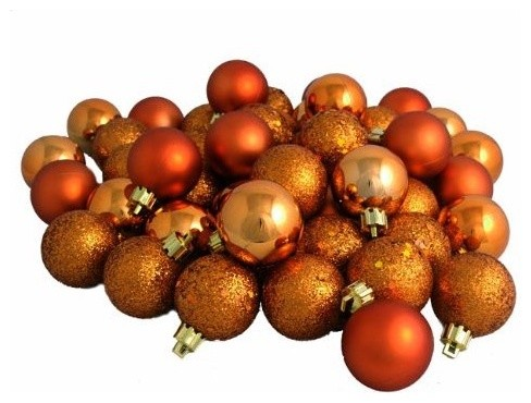 Modern Christmas Decor on Christmas Ball Ornaments   Modern   Holiday Decorations     By Amazon