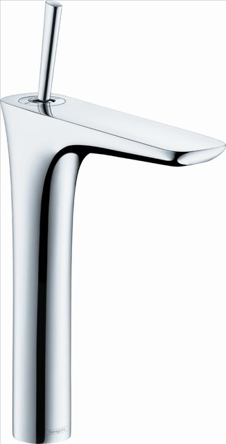 Hansgrohe 15072401 Puravida High riser Faucet contemporary-bathroom-faucets-and-showerheads