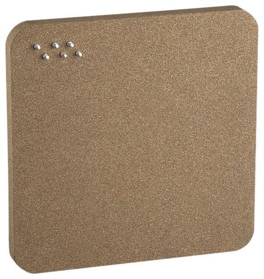 Thork board modern bulletin boards and chalkboards for Modern cork board