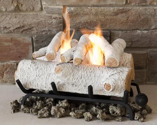 "18"" Conversion Gel Fuel Log Set modern-outdoor-products"