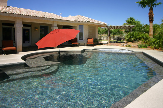 Lake Havasu Vacation Rental contemporary-pool