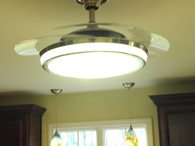 ceiling fan over kitchen island lighting online free