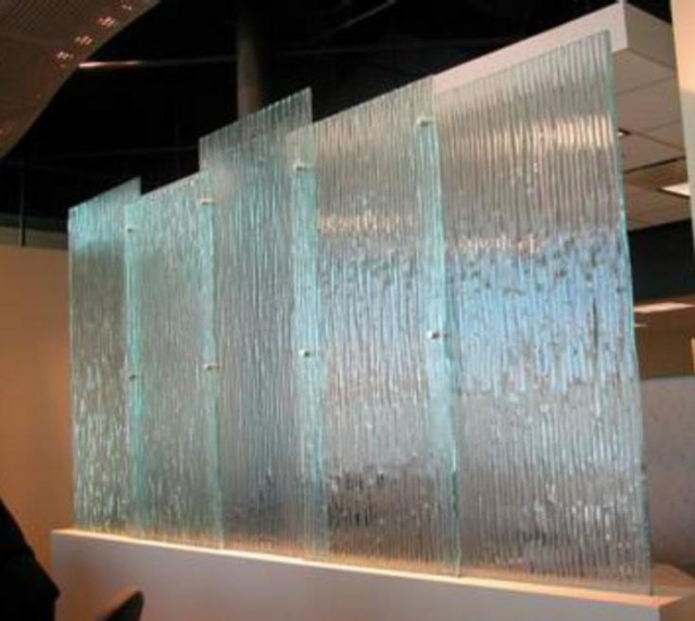 architectural glass projects contemporary screens and